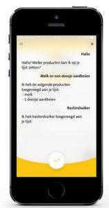 Voice assistance App 158x300 - Wat is de volgende fase in digitale communicatie?